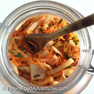 Raw Foods – Fermented Kimchi Recipe
