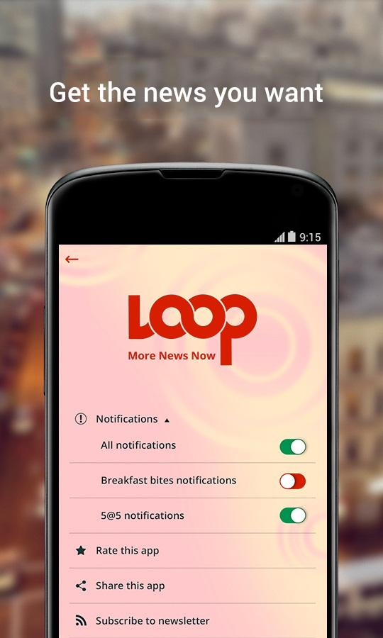 Loop - Caribbean Local News- screenshot