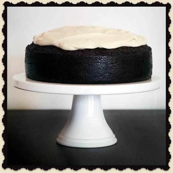 Dark Chocolate Guinness Cake W Bailey's Icing Recipe