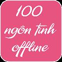 100 ngôn tình đặc sắc icon