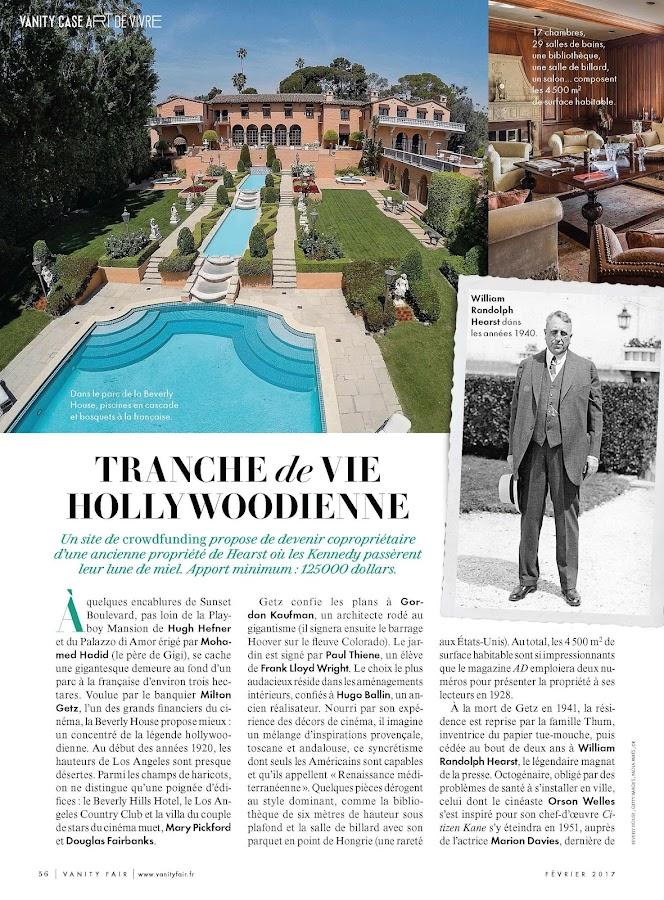 Vanity Fair France- screenshot