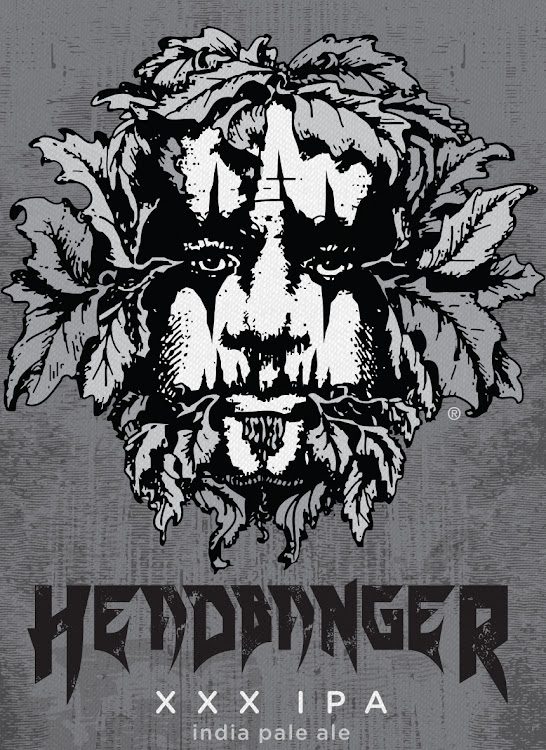Logo of Green Man Headbanger Triple IPA
