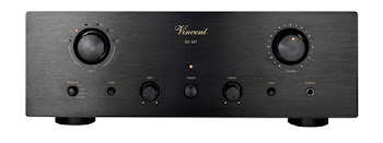 SV-227, Hybrid Stereo Integraed Amplifier from Vincent Audio in the UK