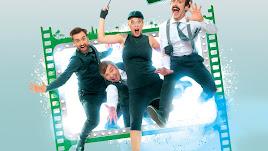 Cartel promocional de la comedia 'Gag Movie'.
