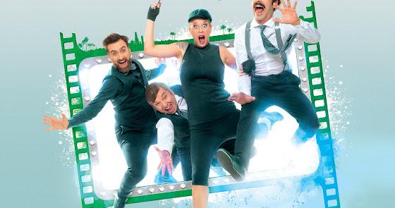 'Gag Movie', la comedia que recorre la historia del cine