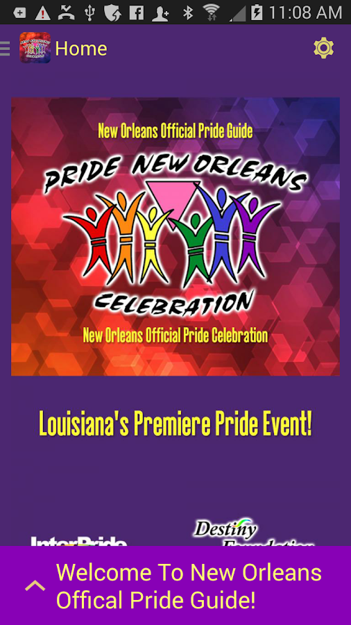 Pride New Orleans Celebration- screenshot