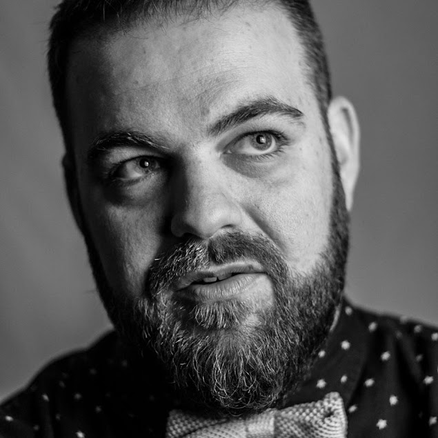Raúl Martínez 'Chuky' artiste faller 2018 de Pere Cabanes - Joan XXIII