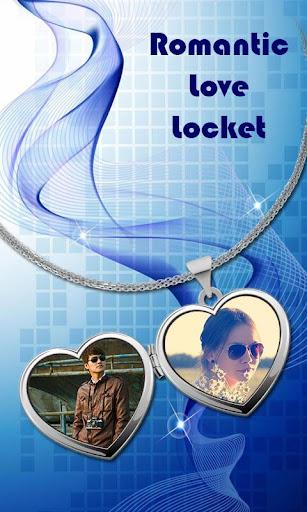 Romantic Love Locket