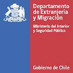Extranjería Chile Kreyòl Icon