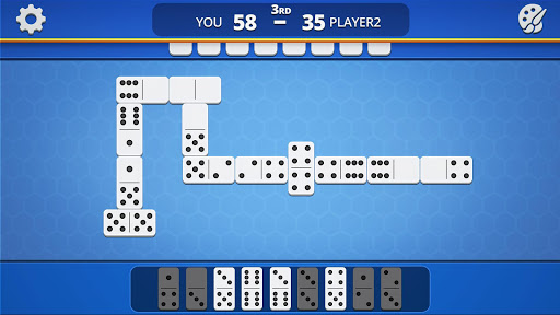Dominoes - Classic Domino Tile Based Game filehippodl screenshot 24