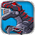 Robot Dinosaur Black T-Rex file APK for Gaming PC/PS3/PS4 Smart TV