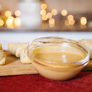 "Spicy ""Honey"" Mustard Dipping Sauce"