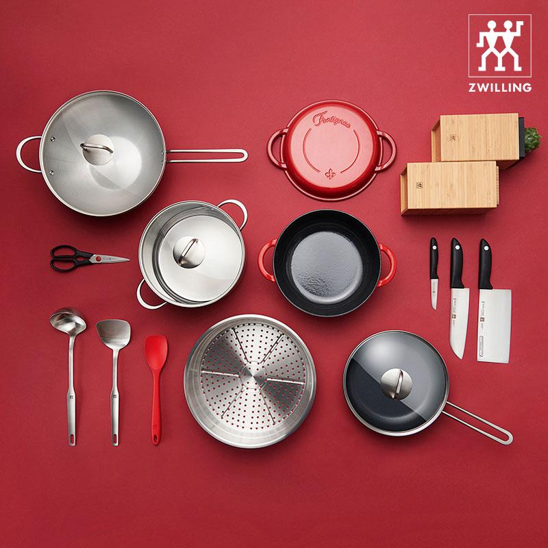 Dụng cụ nhà bếp của Đức cực kỳ nổi tiếng