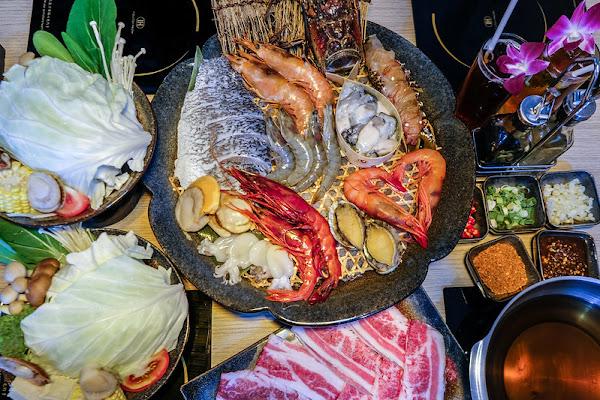 船饕海鮮精緻鍋物(和牛海鮮)