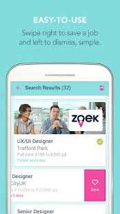 Job Search By Zoek- screenshot thumbnail