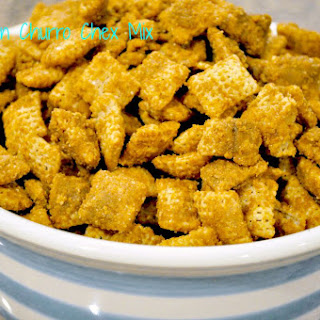 Cinnamon Churro Chex Mix!!!.