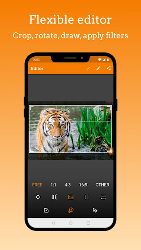 Simple Gallery - Photo and Video Manager &u00a0Editor 5.1.6 Apk for Android 4