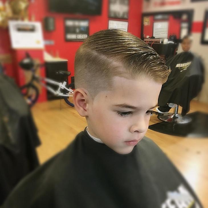 boys trendy haircut 2020