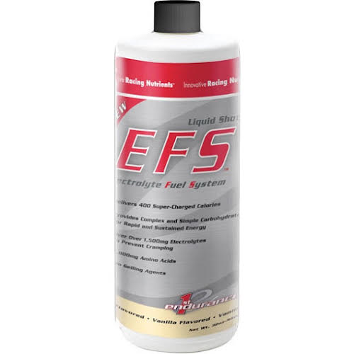 1st Endurance EFS shot (32oz): Wild Berry