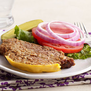 Slow-Cooker Cheeseburger Meatloaf.