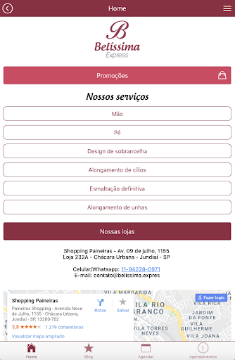 Belu00edssima Express 0.0.5 screenshots 2