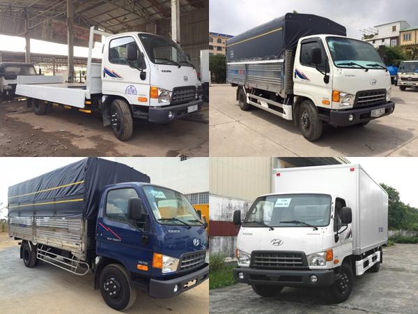Bán xe tải veam hd800 8 tấn mới 2018 giá khuyến mãi đầu xuân