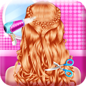 Fashion Braid Hairstyles Salon-girls games icon