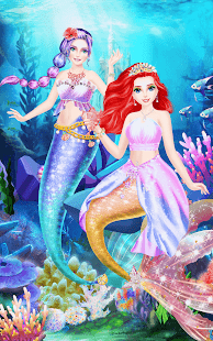 Mermaid-Princess-Beauty-Salon 10