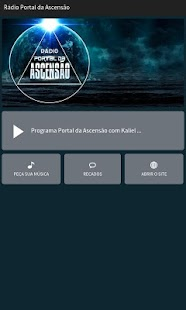 Radio Portal da Ascensão- screenshot thumbnail