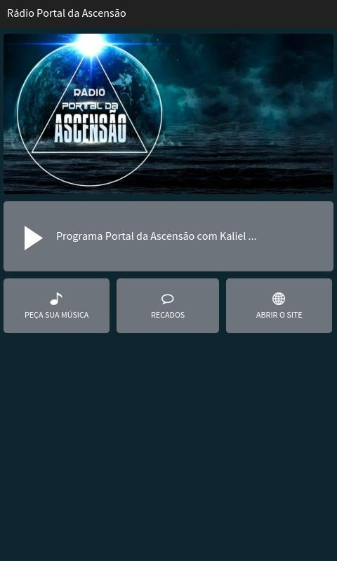 Radio Portal da Ascensão- screenshot