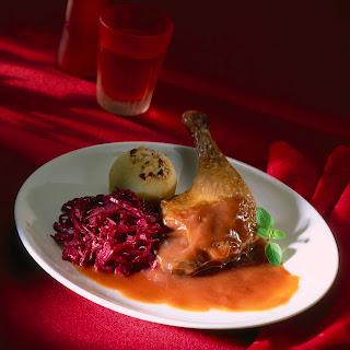 Zimt-Portwein-Sauce z. B. zu Entenkeule