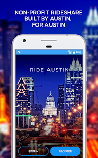 Ride Austin Non-Profit TNC- screenshot thumbnail