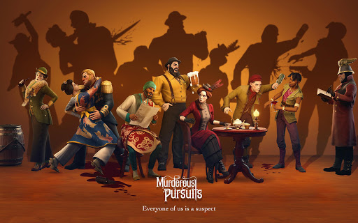 Murderous Pursuits 1.0 screenshots 17