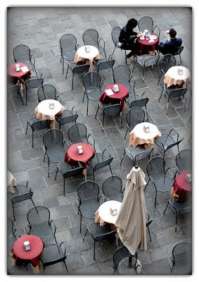 io e te in piazza un caffe' di ETTORE STABILINI