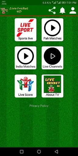 Live Cricket TV - Live Sports TV screenshot 8