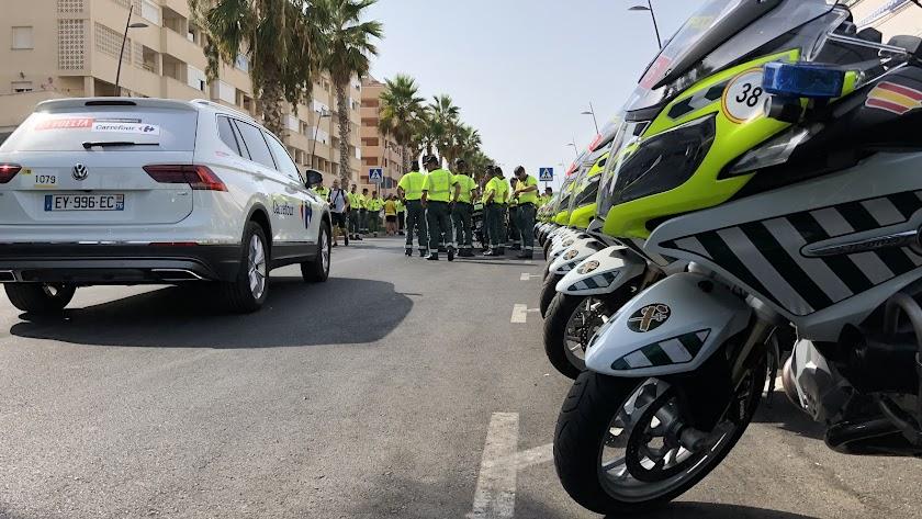 Guardia Civil de Tráfico en una imagen de archivo