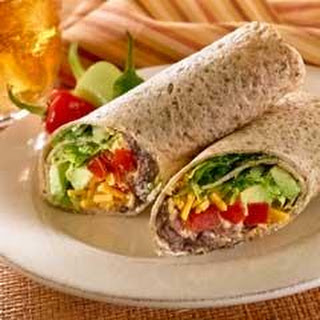 Black Bean Wraps.