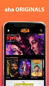 aha – 100% Telugu Web Series MOD APK (Premium) 3