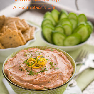Easy Smoked Salmon Dip