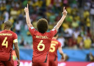 """Witsel: """"Pas peur de l'Argentine"""""""