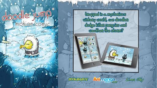 Doodle Jump Motion Comics Apk Download 3