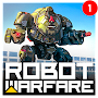 Robot Warfare: Mech battle APK icon