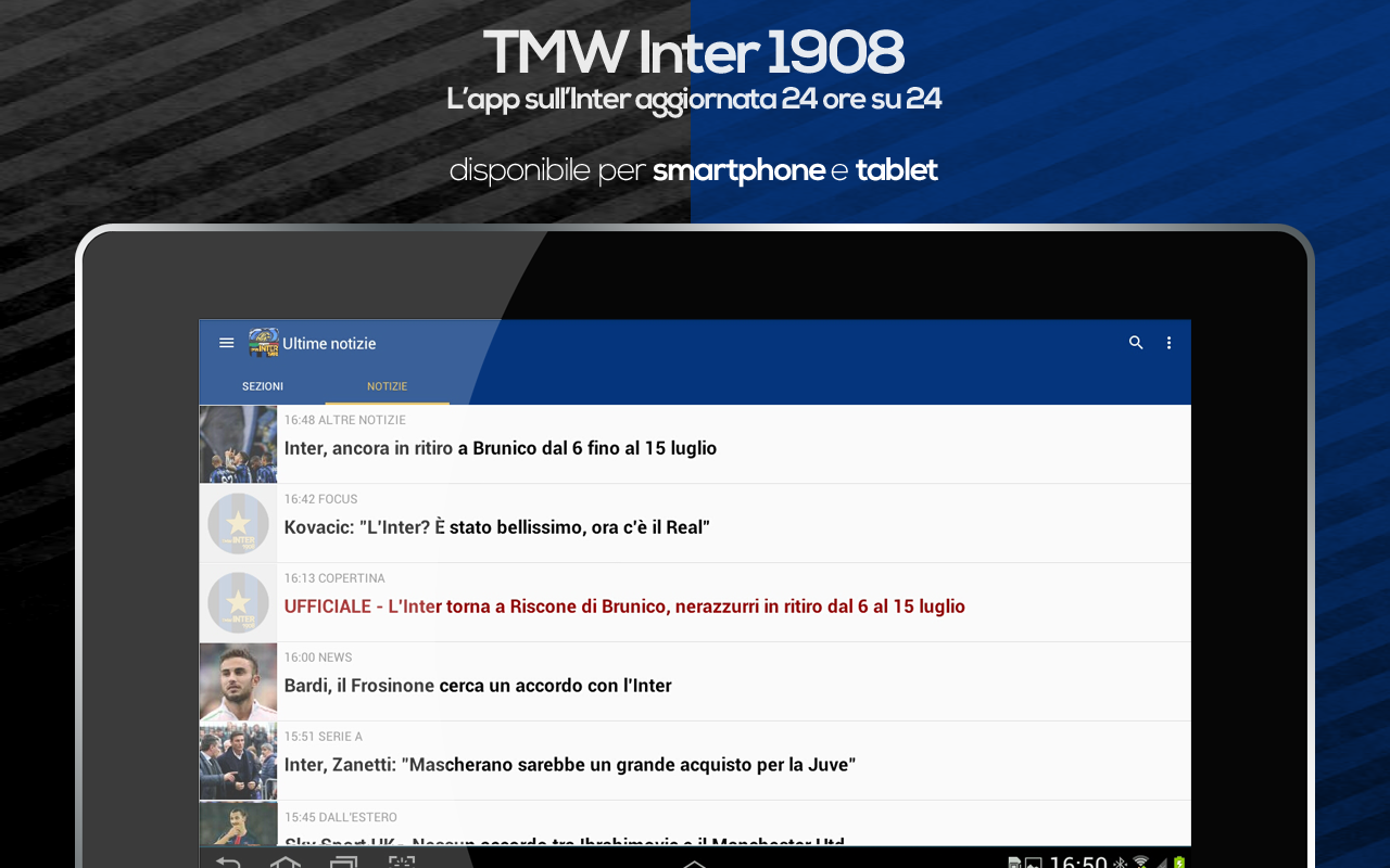 TMW Inter 1908- screenshot