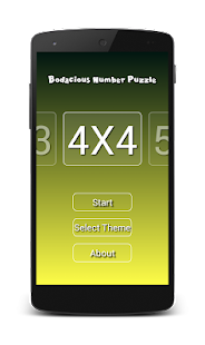 Bodacious Number Puzzle- screenshot thumbnail