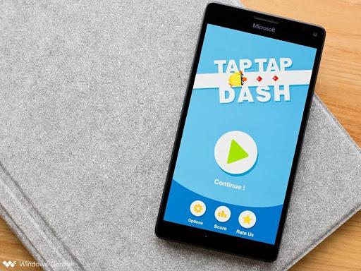 Code Triche Tap Tap Dash – Crazy Jumper Bird APK MOD (Astuce) screenshots 2
