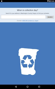 Garbage and Recycling Day- screenshot thumbnail