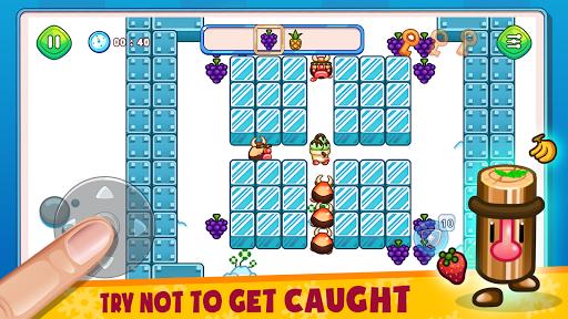 Fruit & Ice Cream - Ice cream war Maze Game  screenshots 4