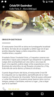 Crisis'09 Gastrobar - náhled