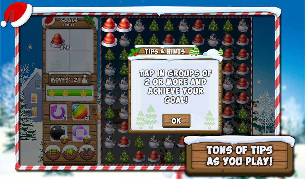 Christmas Crash Deluxe- screenshot