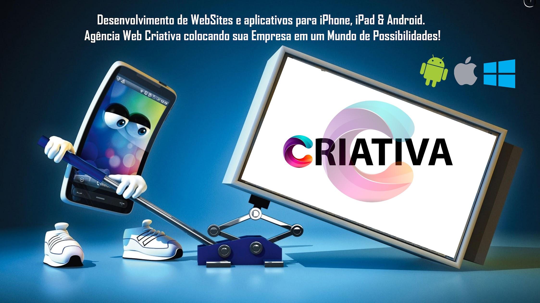 Agência Web Criativa - WebSites & apps